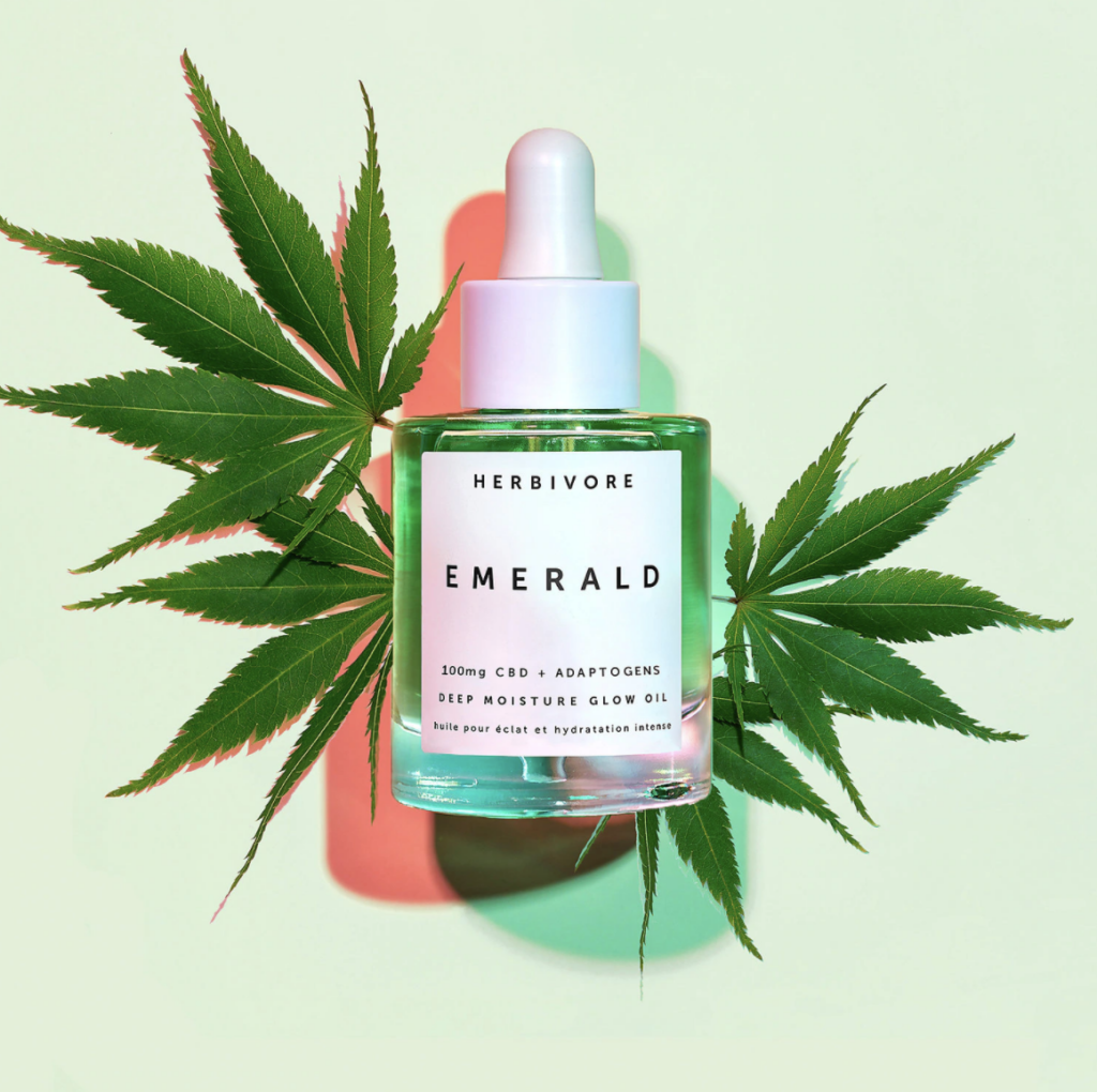 Herbivore glow oil,  available at Sephora during Sephora Beauty Insider sale.